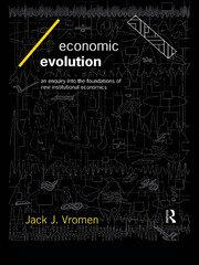 Economic Evolution - 1st Edition book cover