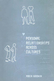 Personal Relationships Across Cultures - 1st Edition book cover