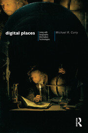 Digital Places - 1st Edition book cover