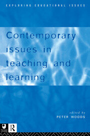Contemporary Issues in Teaching and Learning - 1st Edition book cover