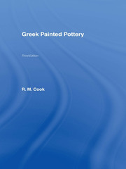 Greek Painted Pottery - 3rd Edition book cover