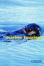 Marine Tourism - 1st Edition book cover