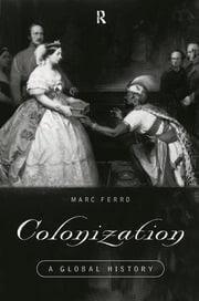 Colonization - 1st Edition book cover