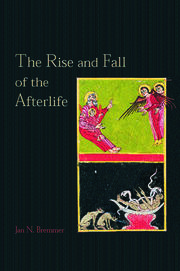 The Rise and Fall of the Afterlife - 1st Edition book cover