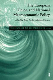 European Union and National Macroeconomic Policy - 1st Edition book cover