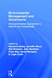 Environmental Management and Governance - 1st Edition book cover