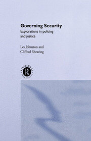 Governing Security - 1st Edition book cover