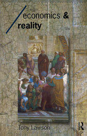 Economics and Reality - 1st Edition book cover