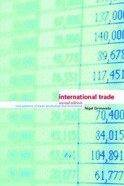 International Trade - 2nd Edition book cover