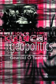 Critical Geopolitics - 1st Edition book cover