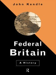 Federal Britain - 1st Edition book cover