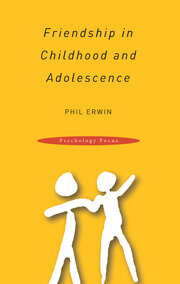 Friendship in Childhood and Adolescence - 1st Edition book cover
