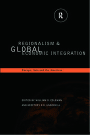 Regionalism and Global Economic Integration - 1st Edition book cover