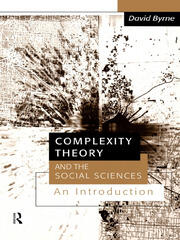 Complexity Theory and the Social Sciences - 1st Edition book cover