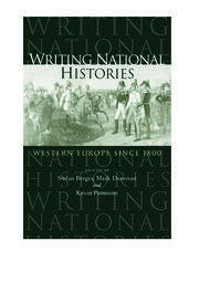 Writing National Histories - 1st Edition book cover