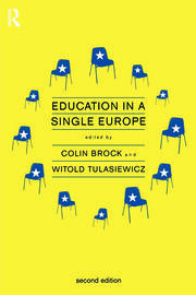 Education in a Single Europe - 2nd Edition book cover