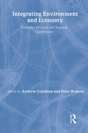 Integrating Environment and Economy - 1st Edition book cover
