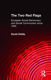 The Two Red Flags - 1st Edition book cover