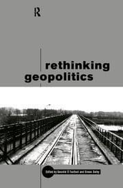 Rethinking Geopolitics - 1st Edition book cover