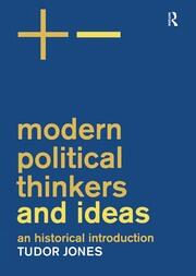 Modern Political Thinkers and Ideas - 1st Edition book cover