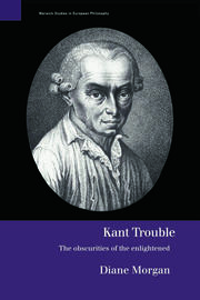 Kant Trouble - 1st Edition book cover