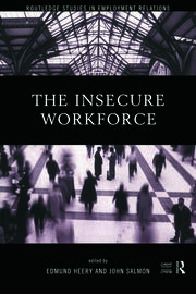 The Insecure Workforce - 1st Edition book cover