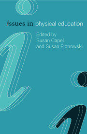 Issues in Physical Education - 1st Edition book cover