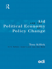 Aid and the Political Economy of Policy Change - 1st Edition book cover