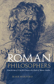 Roman Philosophers - 1st Edition book cover