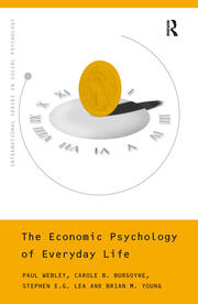 The Economic Psychology of Everyday Life - 1st Edition book cover
