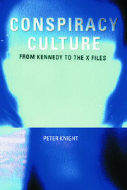 Conspiracy Culture - 1st Edition book cover