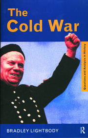 The Cold War - 1st Edition book cover