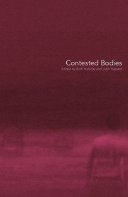 Contested Bodies - 1st Edition book cover