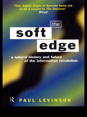 Soft Edge:Nat Hist&Future Info - 1st Edition book cover