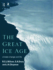The Great Ice Age - 1st Edition book cover