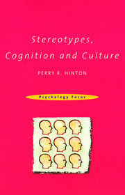 Stereotypes, Cognition and Culture - 1st Edition book cover