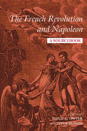 The French Revolution and Napoleon - 1st Edition book cover