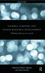 Flexible Learning, Human Resource and Organisational Development - 1st Edition book cover