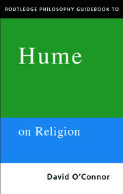 Routledge Philosophy GuideBook to Hume on Religion - 1st Edition book cover