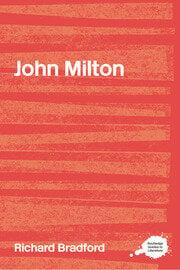 John Milton - 1st Edition book cover