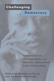 Challenging Democracy - 1st Edition book cover