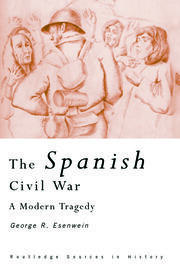 The Spanish Civil War - 1st Edition book cover