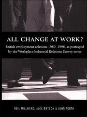 All Change at Work? - 1st Edition book cover