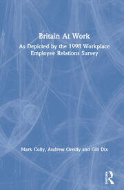 Britain At Work - 1st Edition book cover