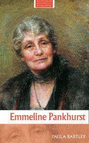 Emmeline Pankhurst - 1st Edition book cover
