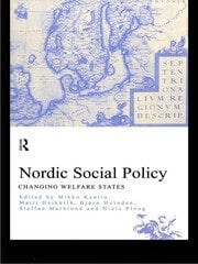 Nordic Social Policy - 1st Edition book cover