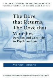 The Dove that Returns, The Dove that Vanishes - 1st Edition book cover