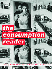 The Consumption Reader - 1st Edition book cover