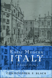 Early Modern Italy - 1st Edition book cover