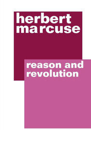Reason and Revolution - 2nd Edition book cover